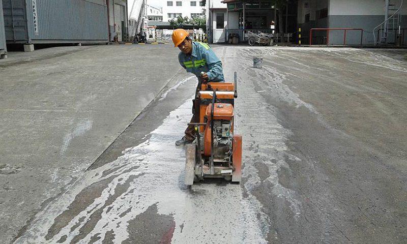 Dịch vụ khoan cắt bê tông tại Dầu Tiếng Bình Dương
