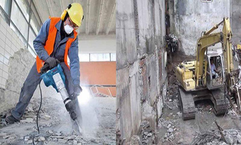 Dịch vụ khoan cắt bê tông tại Phú Giáo Bình Dương