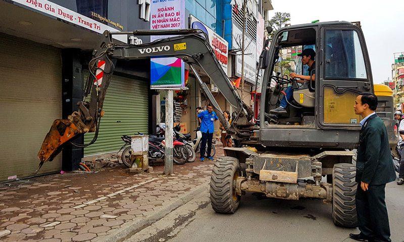 Đục phá bê tông chuyên nghiệp chất lượng tại Thuận An Bình Dương
