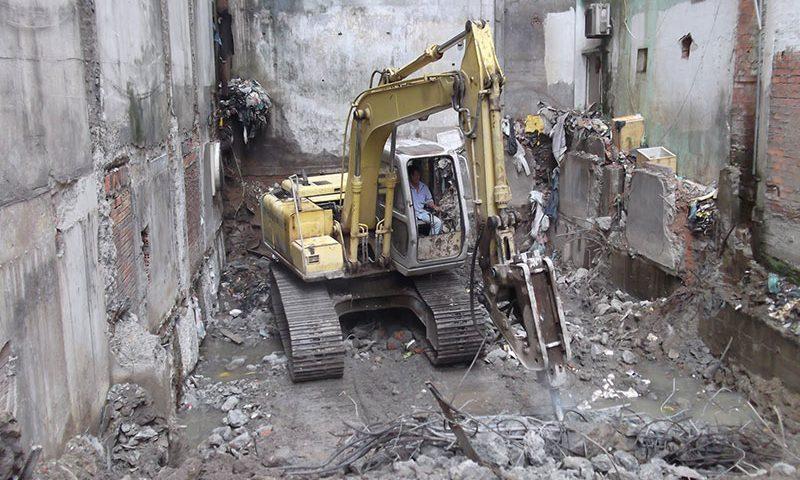 Dịch vụ đục phá bê tông tại Biên Hòa Đồng Nai
