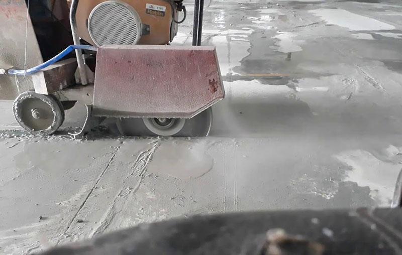 Khoan cắt bên tông chuyên nghiệp chất lượng tại Thuận An Bình Dương