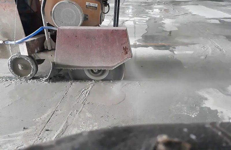 Khoan cắt bê tông chuyên nghiệp chất lượng tại Dầu Tiếng Bình Dương