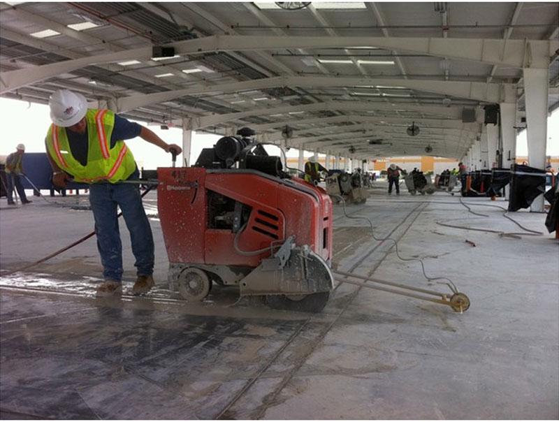 Khoan cắt bê tông chuyên nghiệp chất lượng tại Dĩ An Bình Dương
