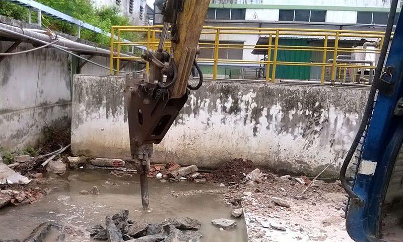 Khoan cắt bê tông chuyên nghiệp chất lượng tại Thủ Dầu Một Bình Dương