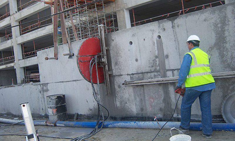 Khoan cắt đục phá bê tông tại Bà Rịa Vũng Tàu