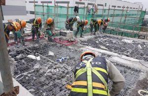 Khoan cắt đục phá bê tông tại Kiên Giang