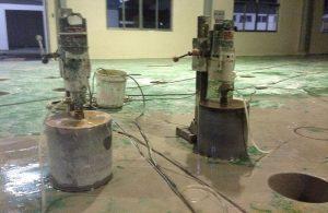 Khoan cắt đục phá bê tông tại Tiền Giang
