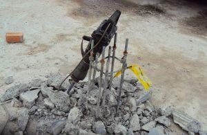 Khoan cắt đục phá bê tông tại Trà Vinh