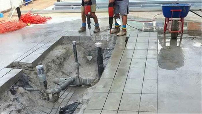 Khoan cắt bê tông Vĩnh Long