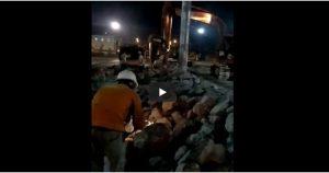 Công trình đục phá bê tông trạm thu phí thủ thiêm Quận 2 TPHCM