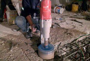 Khoan cắt đục phá rút lõi bê tông huyện Bình Chánh