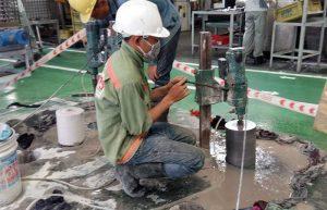 Khoan cắt đục phá rút lõi bê tông quận Phú Nhuận
